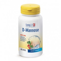D-MANNOSIO 60CPS - LONGLIFE