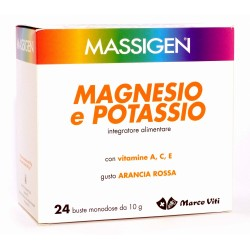 MASS MAGNESIO POTASSIO 24+6BUS