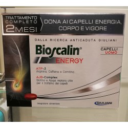 Bioscalin Energy Uomo 60...