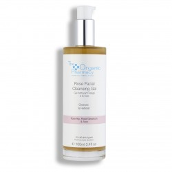 Rose Facial Cleansing Gel...
