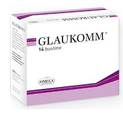 Omega Pharma Glaukomm 14...