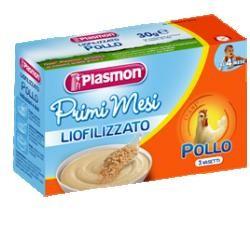 Plasmon Liofilizzato Pollo...