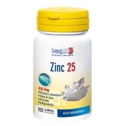 Zinco 25 mg Integratore...