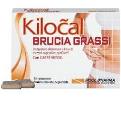 Pool Pharma Kilocal Brucia...