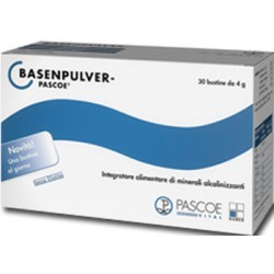 Named Basenpulver Polvere...
