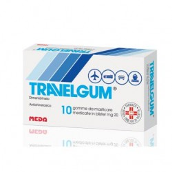 Meda Pharma Travelgum 10...