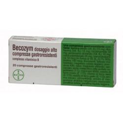 Bayer Becozym Dosaggio Alto...