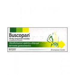 Buscopan 30 Cpr Rv 10 Mg