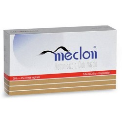 Meclon Crema Vag 30 G 20% +...