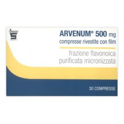 Arvenum 500 30 Compresse...
