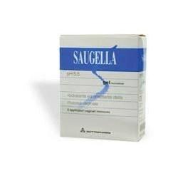 Meda Pharma Saugella Gel...