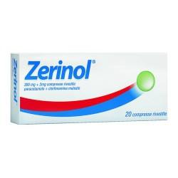 Sanofi Zerinol 20 Compresse...