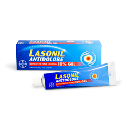Bayer Lasonil Antidolore...