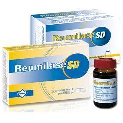 Mdm Reumilase Sd 20 Compresse