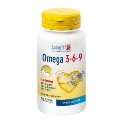 Longlife Omega 3 6 9...