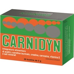 Alfasigma Carnidyn 20 Bustine