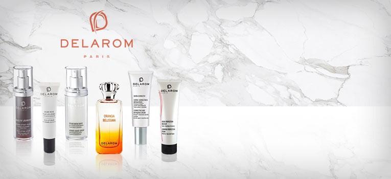 Per la tua bellezza, sconti unici su prodotti di marca Delarom.